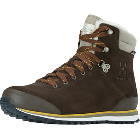 Haglöfs Grevbo Proof Eco Shoes Men brown